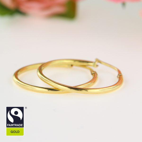 Creolen Fairtrade Gold