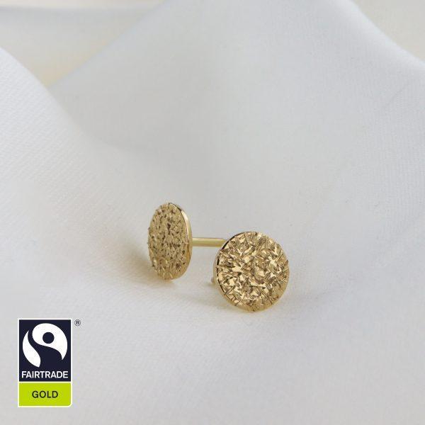Ohrstecker Fairtrade gold