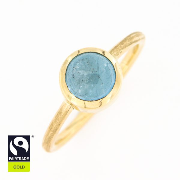 Goldring Aquamarin