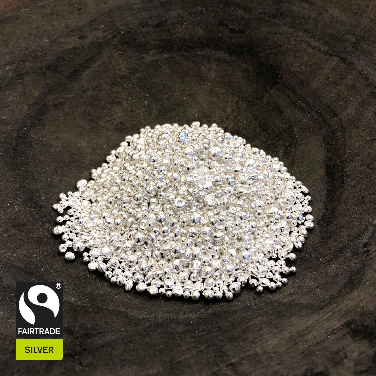 Fairtrade Silber