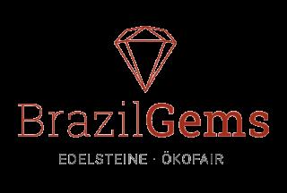 Logo BrazilGems Transparent