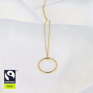 Anhänger Fairtrade Gold